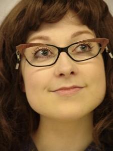 Roolissa: Tanja Portaankorva Kuva: Satu Hellsten
