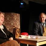 Rooleissa: Marja Langi ja Mark Jarvel