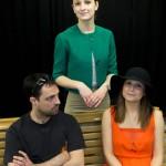 Anzhelika Manasheva, Ricardo Santos and Svetlana Zorova