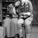 Rooleissa: Emily Hallfast ja Henry Mäkisalo