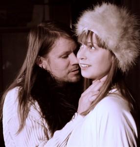 Emma Auvinen ja Marko Tuupainen