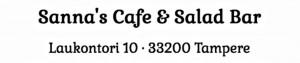 Sanna's cafe_logo